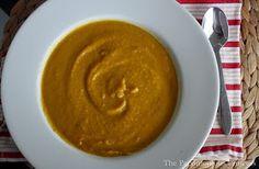 The Parsimonious Princess: Soup Weather Again: Roasted Butternut Squash Soup