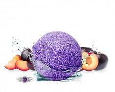 Punchy Plum Bath Bomb  Ladies the new Bomb Is bath bombs and of course they all have a ring! Go Ahead and order yours today!! jewelscent.com/sherleneshelton @Jewel Scents by Sherlene
