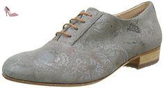 Neosens  S548 Fantasy Sultana, Chaussures Derby Femme, Gris (Floral Grey), 38 EU - Chaussures nosens (*Partner-Link)