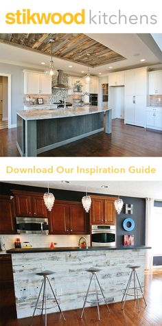 Need ideas for the kitchen? We've got you covered.