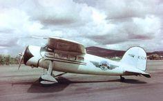 Lockheed Vega NC162W