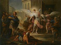 Charles André van Loo (1705 – 1765) – Pintor Francês_7