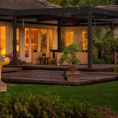 Henry's Japanese Garden - asian - porch - san francisco - Ali Atri Photography