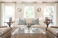 "221 Likes, 29 Comments - Bowdre Longo Interiors (@bowdrelongointeriors) on Instagram: ""A living room you'll actually want to live in #bowdrelongointeriors #livingrooms #interiordesign…"""