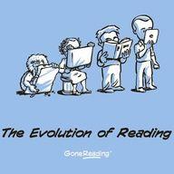 die Evolution des Lesens // the evolution of reading