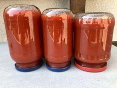 Lenivý paradajkový pretlak (fotorecept) - recept | Varecha.sk Beer, Mugs, Tableware, Root Beer, Dinnerware, Cups, Dishes, Mug, Tumbler