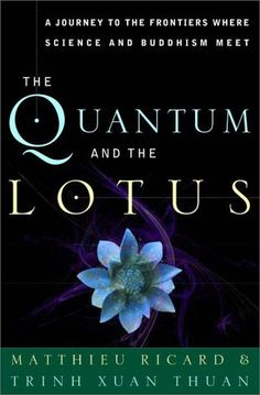 A discourse between physicist and a Buddhist monk - great read, easy to follow, most enlightening