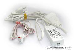 Pohybový senzor IFR V09 250W 230V wired