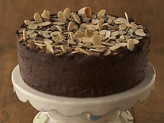 Chocolate Sformato with Amaretto Whip Cream Recipe : Giada De Laurentiis : Recipes : Cooking Channel