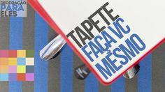 Está precisando de um tapete personalizado e sob medida? Então faço o seu (DIY) de forma rápida, fácil e barata. Veja mais no blog Tu Organizas- www.tuorgani...