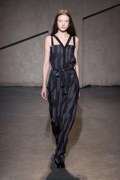 jumpsuit. Each x Other, Paris Fashion Week, Herbst/Winter 2015/16.