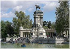 El parque del Retiro en Madrid - http://vivirenelmundo.com/el-parque-del-retiro-en-madrid/4613