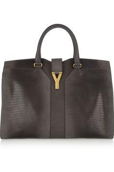 1a238486aab2 Dark-gray lizard-print leather (Calf