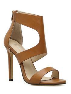 e33a21cea Hollow Out High Heel Sandals - BROWN 35-40