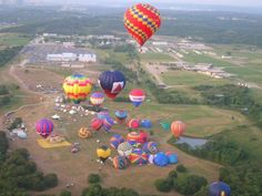 Tulsa Balloon Festival 2017 will take place June 14th-18th on land near Highway 169 and the Broken Arrow Expressway in Tulsa.