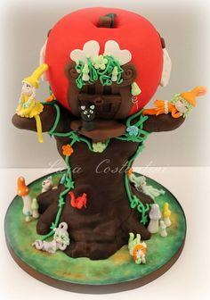 Cake Design Italian Festival 2013 - I wanna be a cake designere