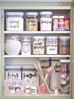 21 Genius Ways to Organize Your Kitchen Cabinet | ONE DOES SIMPLY