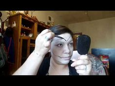 Maquillaje de halloween - MI PRIMER VIDEO fuen un desastre!!! - YouTube