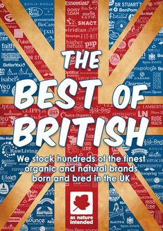 The Best of British - March 2018
