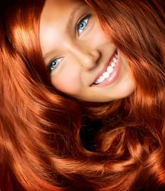 How to keep red hair red