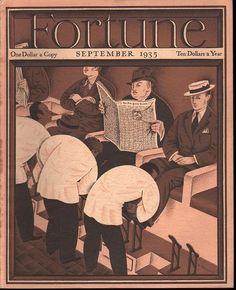 Fortune September 1935