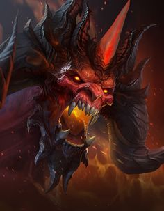 Concept artist and illustrator in Blizzard Cinematics