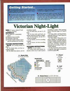 VICTORIAN NIGHT LIGHT 2