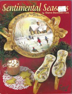 Sentimental-Seasons-Decorative-Tole-Painting-book-by-Sharon-Buononato-CDA