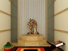 Pooja Room Interior Design