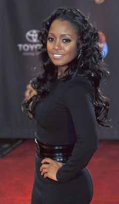 Keshia Knight Pulliam aka Rudy Huxtable from the Cosby Show (Contouring) Keisha Knight Pulliam, Beautiful Celebrities, Beautiful People, Black Women Celebrities, Beautiful Ladies, Divas, The Cosby Show, Black Actresses, Hair