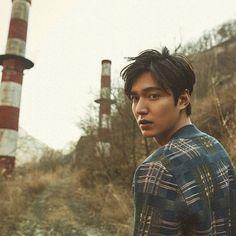 Lee Min Ho for Cosmopolitan Korea