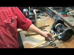 Приспособление для заточки токарных резцов - YouTube