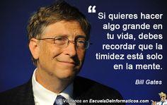 Bill Gates #motivación #tecnología