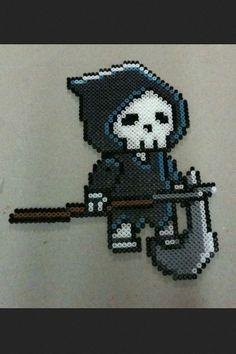 La Muerte, ¡qué miedo!: