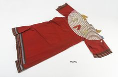 National Museum of the American Indian : Cheyenne dress
