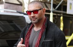 Dave Bautista Confirms 'Avengers Theory, Wants A Drax Solo Movie, But May Not Return For 'Guardians Christian Camargo, Dave Bautista, Apple Tv, Jason Momoa, Batista Wwe, The Jonathan Ross Show, Galaxy Movie, James Gunn