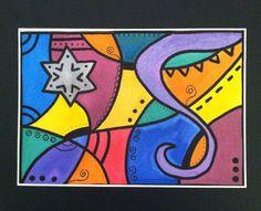 Judaica Art - OsborneOriginals #jewish #watercolor