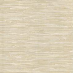 405-49452 Cream Faux Grasscloth - Madagascar - Brewster Wallpaper