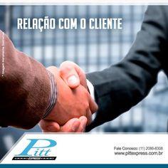 Tratamos nossos clientes com respeito e sinceridade.