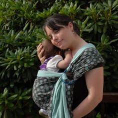 Homemade Baby Ring Sling Pattern