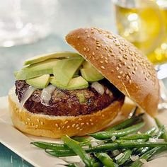 These spicy grilled beef burgers add a new flavor option to your usual cookout fare.