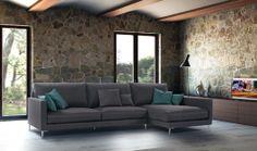 #Sofa collection Aqua designed by #edeestudio for #ByVTapizados