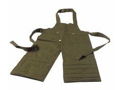 apron / warm grey . Ontwerpwerk & Flex - Royal VKB . $24.95