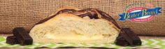 Bavarian Creme Butter Braid pastry #ButterBraid #Pastry #BavarianCreme