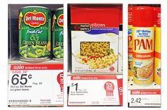 Eight Target Grocery Bargains, $1.50 or Less!