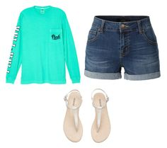 """""""Untitled #42"""" by madelyn-anderson-1 on Polyvore featuring Victoria's Secret and LE3NO"""
