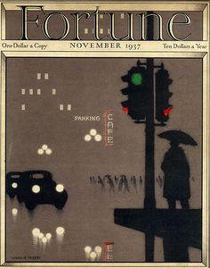 Maurice Freed, Fortune, Novembre 1937 (via La Belle Illustration)