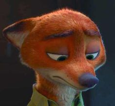 A Moment to Appreciate the Many Faces of Nick Wilde During the Mr. Big Scene - Imgur