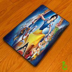 Cartoon Disney Enchanted Snow White Blanket