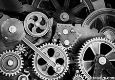 The GEARS are primarily used to transmit rotary motion, but using appropriate toothed gears and flat parts can transform reciprocating into rotary and vice versa. From the axis of an energy source, as it may be an internal combustion engine or an electric motor, to another shaft located at a distance and that has to do work. So that one of the wheels is connected by the power source